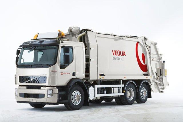 Volvo FH Hybrid